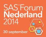 SAS Forum Nederland 2014